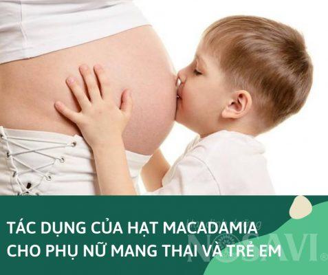 Tác dụng của hạt Macadamia